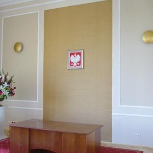 tapeta na ścianie