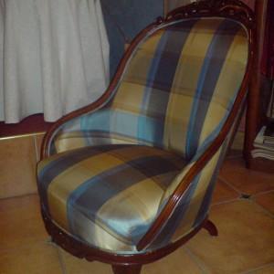 fotel nowy