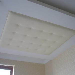 panel akustyczny na suficie