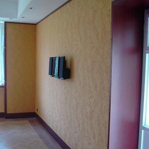 ściany w domu