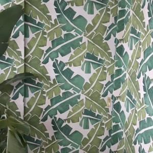 tapeta w wzory dżungli