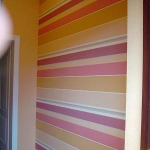 kolorowe paski tapeta