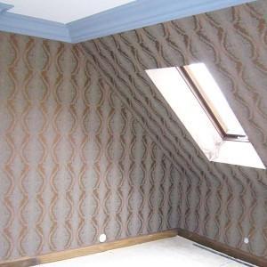 realizacja tapetowania domy