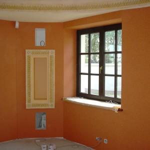 tapeta pomarańczowa