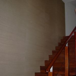 tapety na klatce schodowej