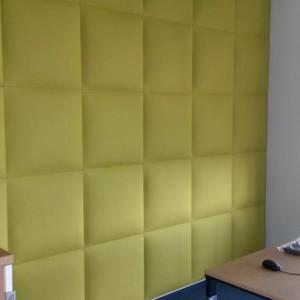 realizacja paneli akustycznych